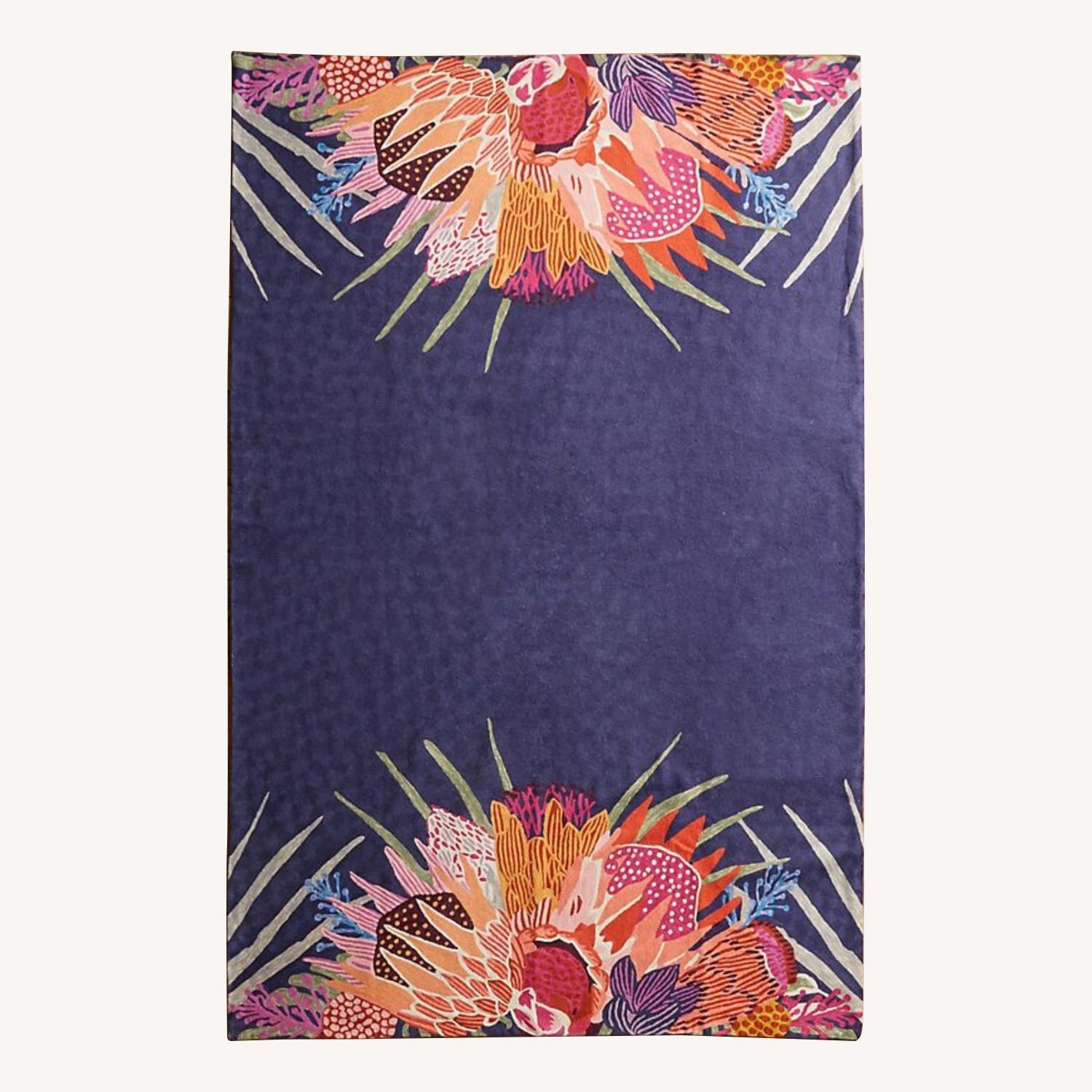 Anthropologie Opuntia Rug 8x10