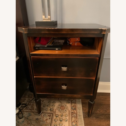 Used Antique Nightstands with Beautiful Hardware for sale on AptDeco