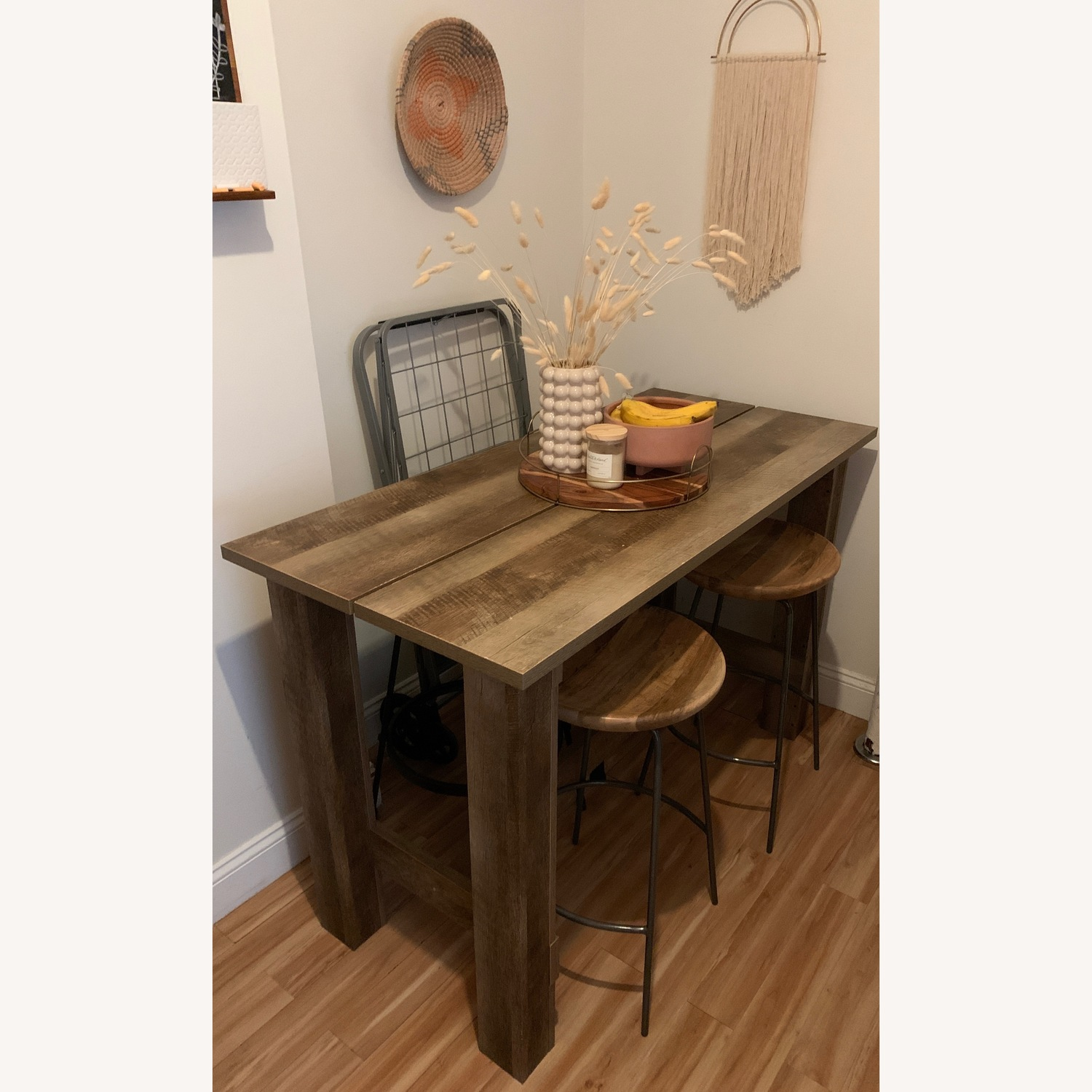 Sauder Counter Height Dining Table