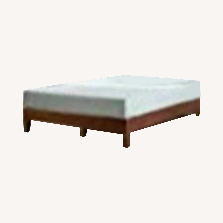 Zinus Deluxe Wood Platform Bed - image-0