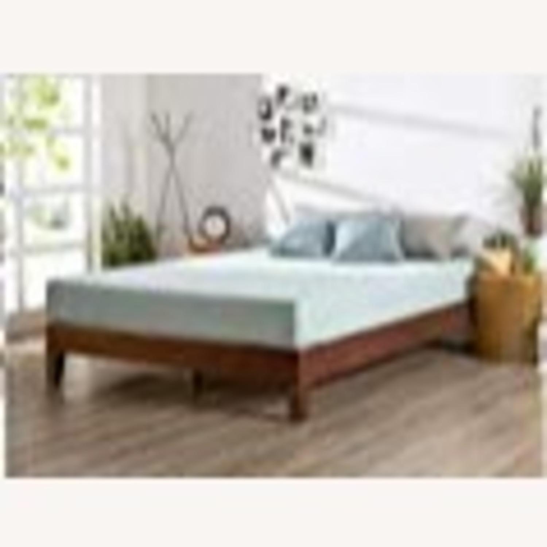 Zinus Deluxe Wood Platform Bed - image-1