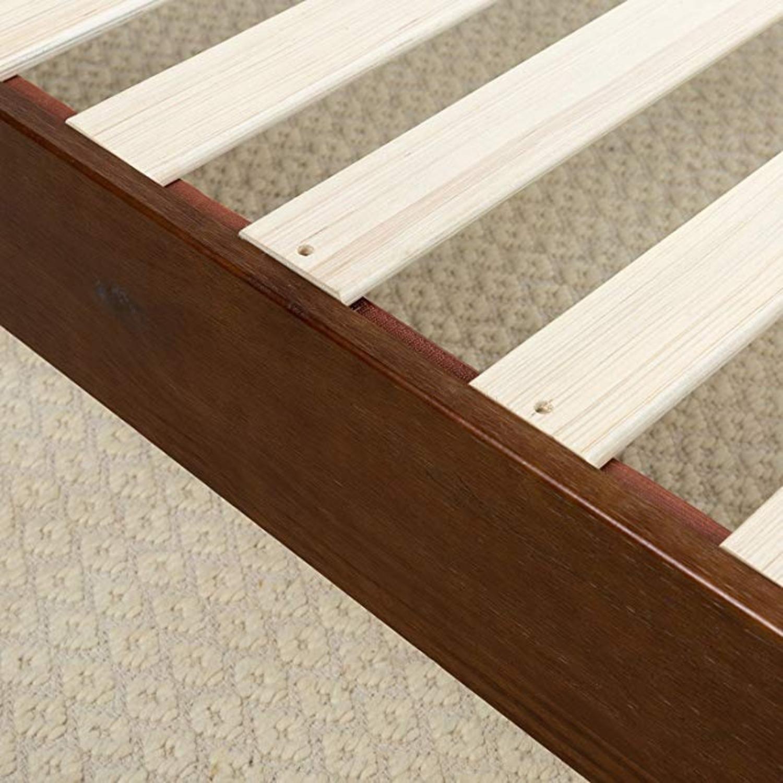 Zinus Deluxe Wood Platform Bed - image-3