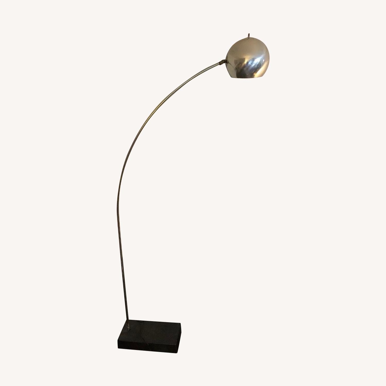 Mid Century Arc Lamp - image-0