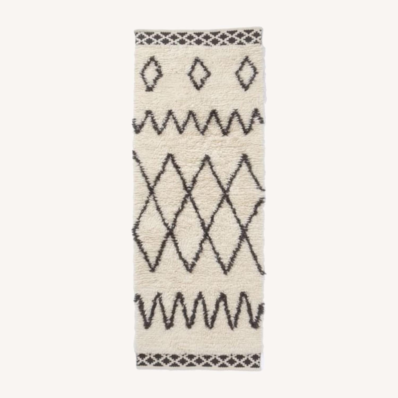 West Elm Kasbah Wool Rug - image-0