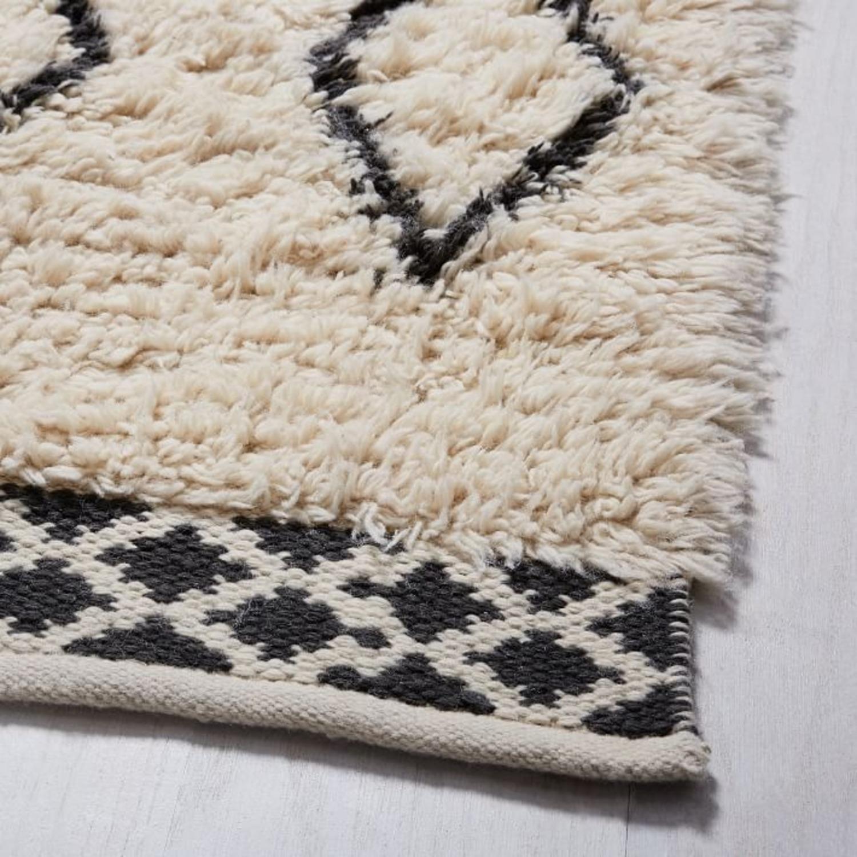 West Elm Kasbah Wool Rug - image-3