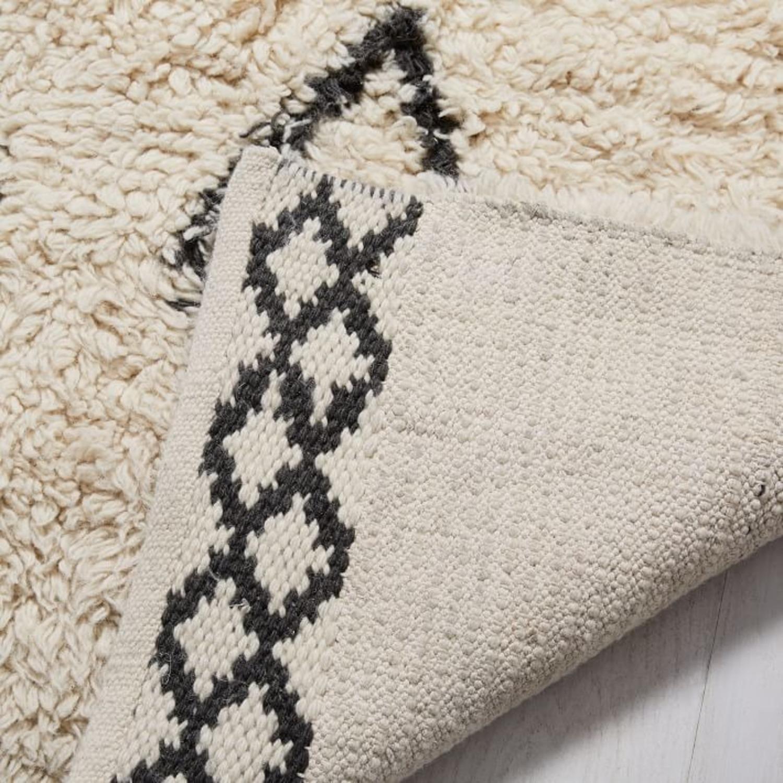 West Elm Kasbah Wool Rug - image-2