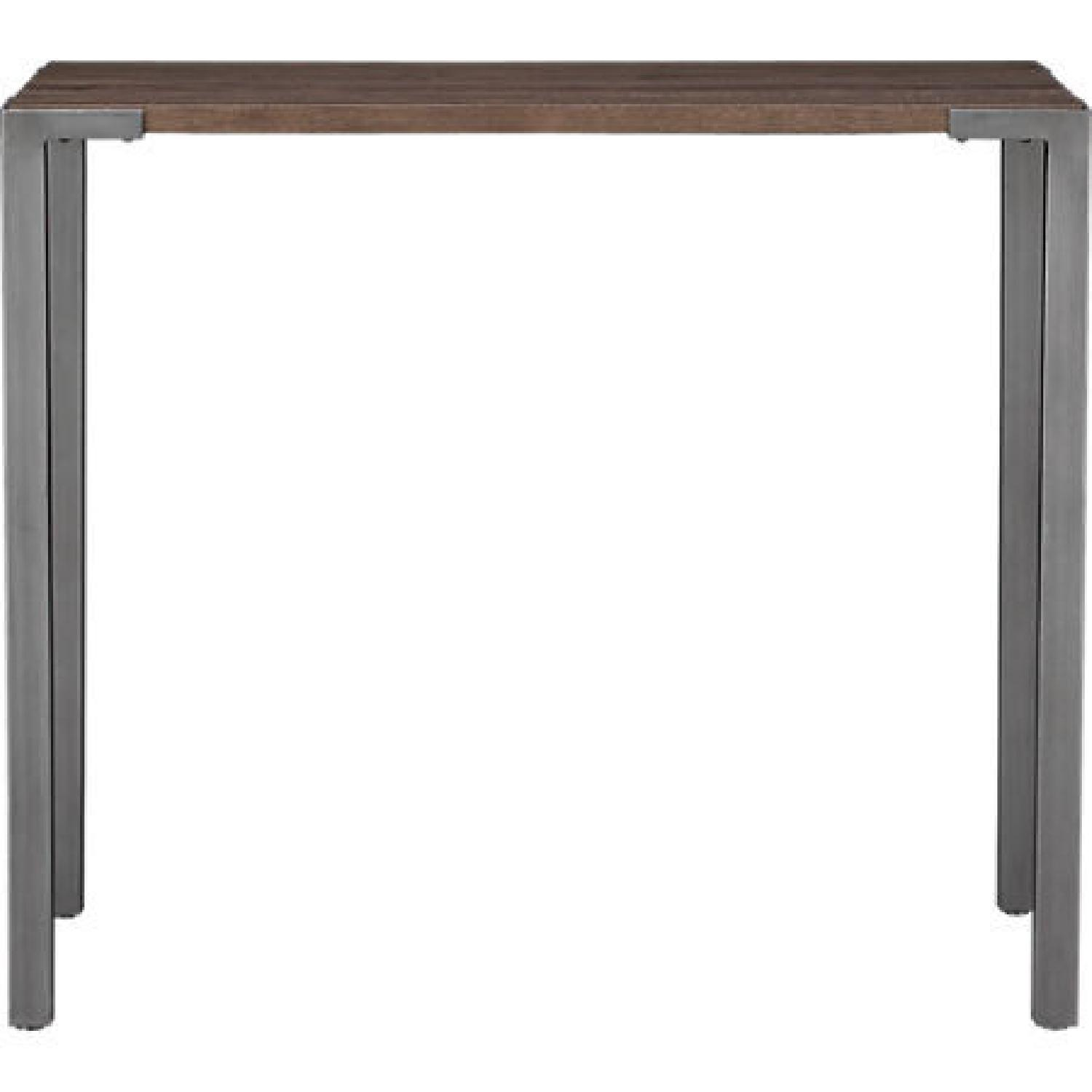 CB2 Mango Wood Table