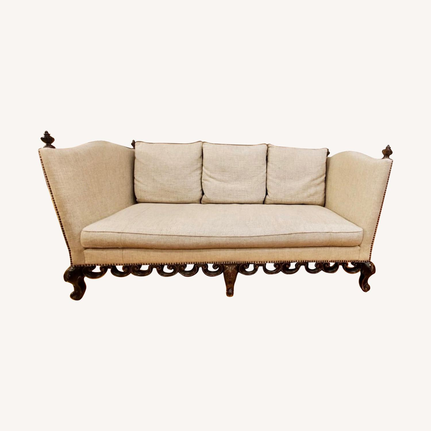 Contemporary 3 piece sofa - image-0