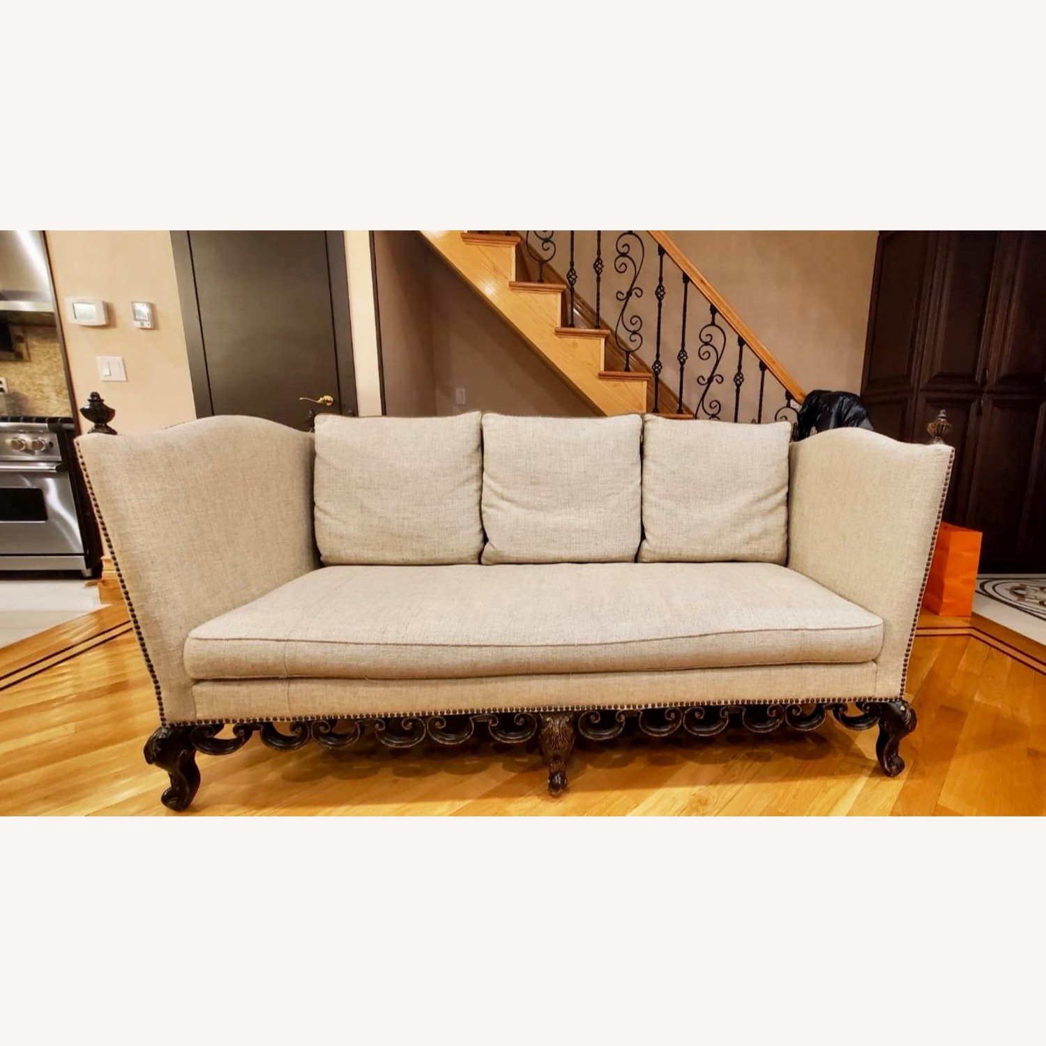 Contemporary 3 piece sofa - image-3