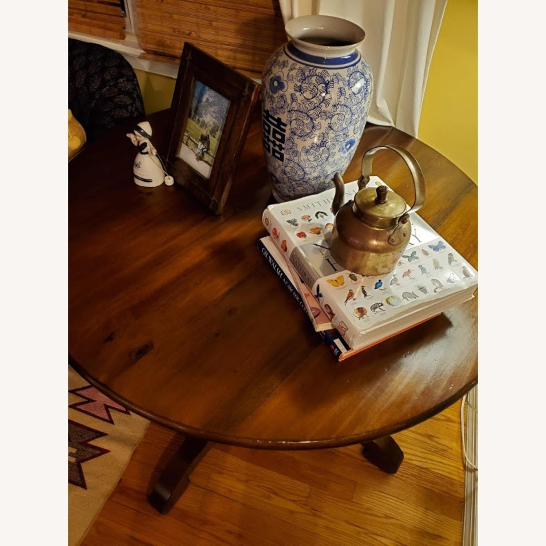 Pottery Barn Tivoli Round Dining Table - image-6