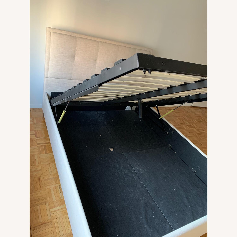 Queen Wayfair Storage Bed