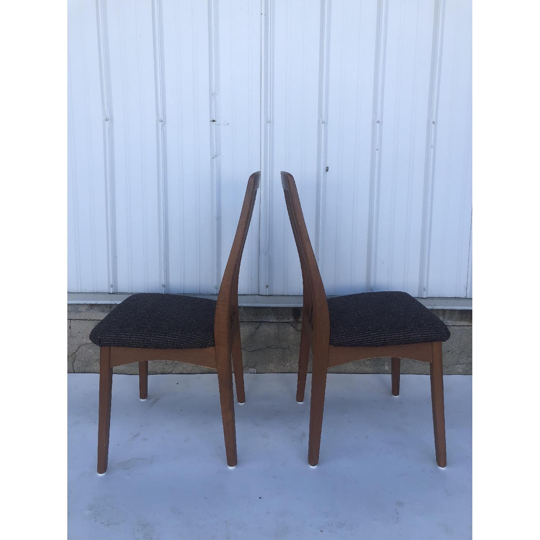 Set of 4 Danish Modern Teak Dining Chairs