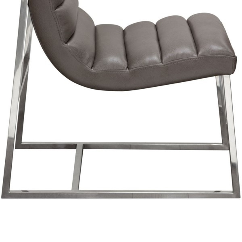Diamond Sofa Bardot Leather Dining Chairs - image-1