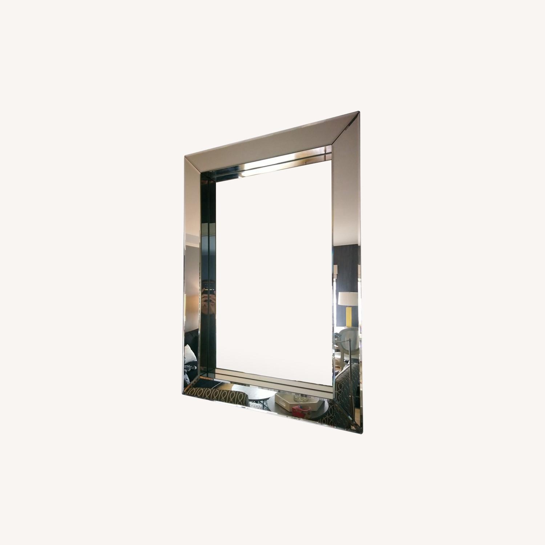 Gorgeous Rectangular Mirror with Mirror Frame