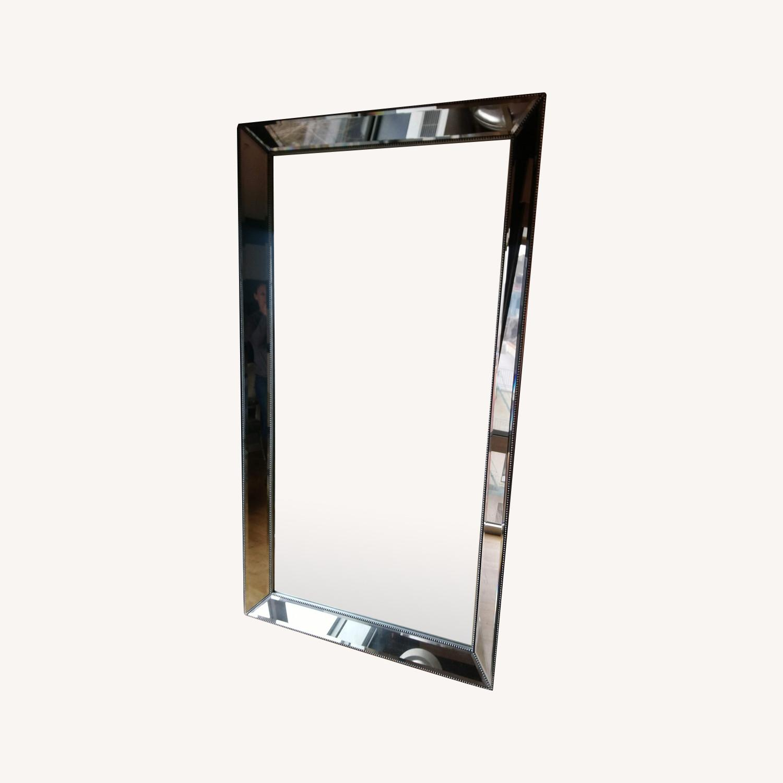 Stunning Mirror Framed Floor Mirror - image-0