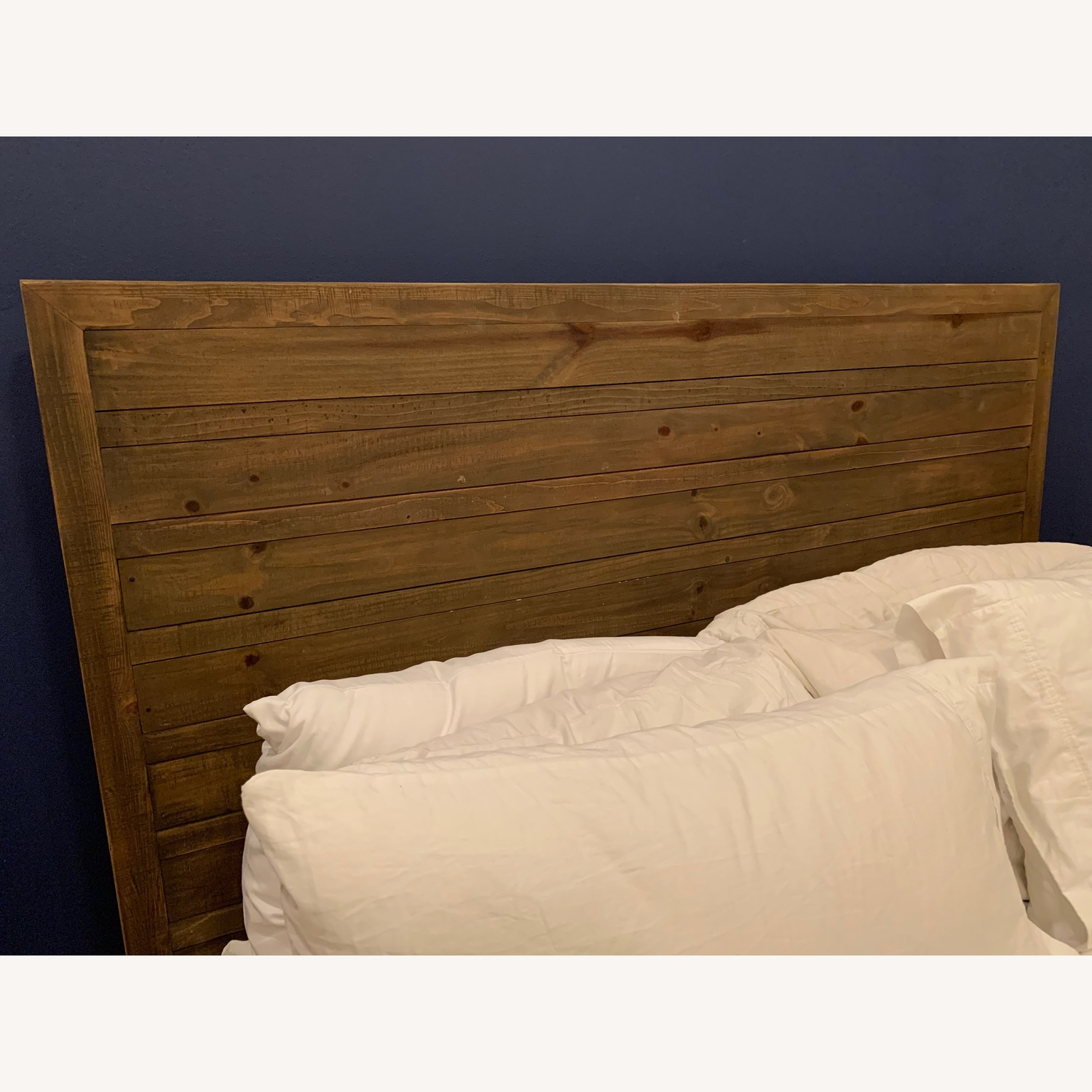 Restoration Hardware Queen Storage Bed - image-5
