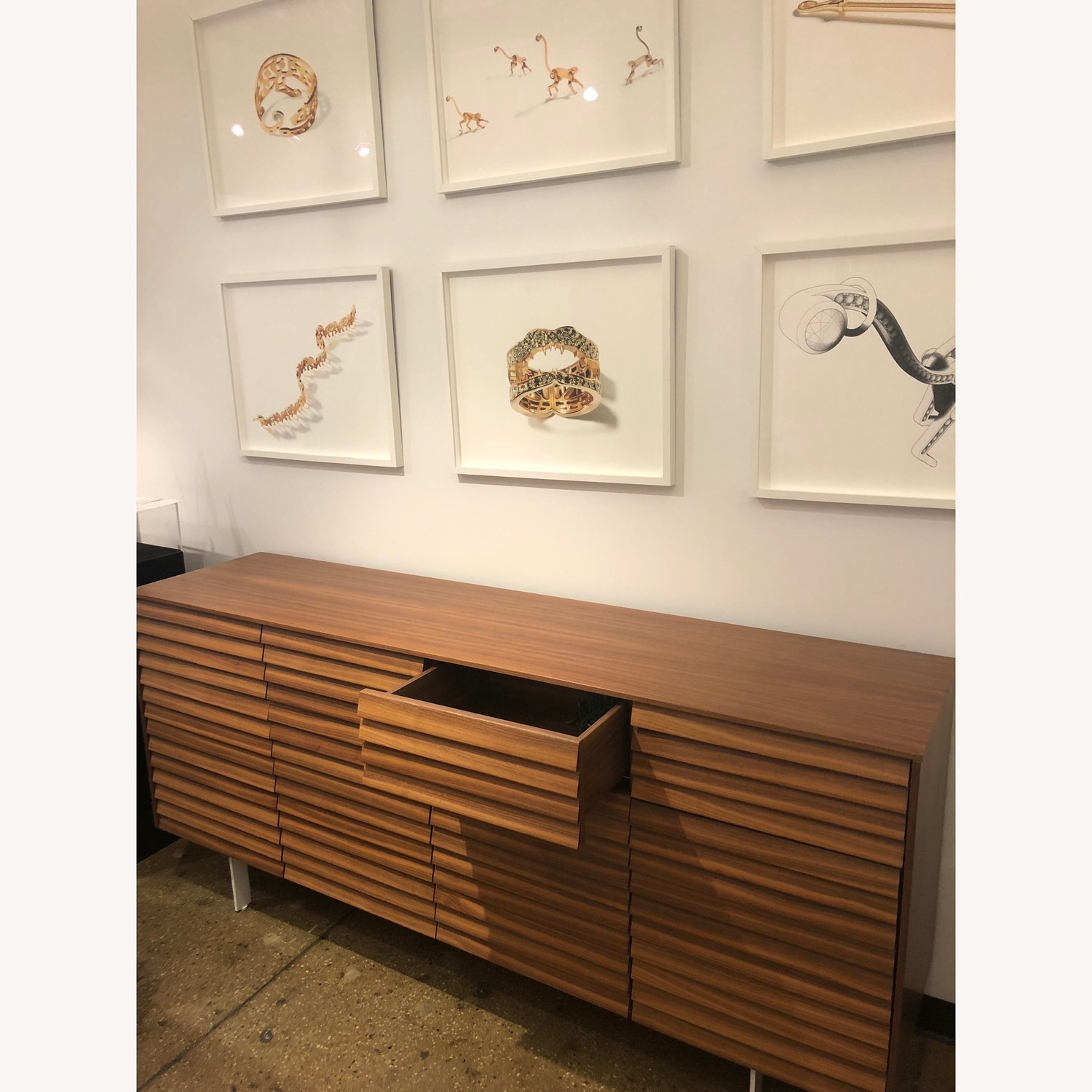 Design Within Reach Terence Woodgate Sussex Credenza - image-2