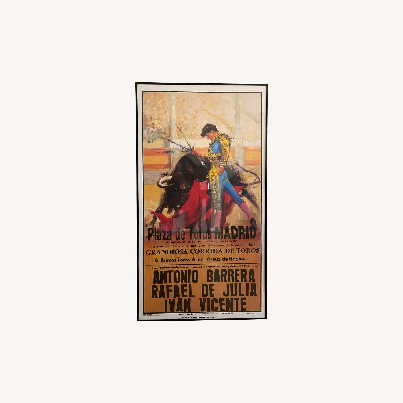 2004 Plaza de Toros Madrid Bullfighting Poster - image-8