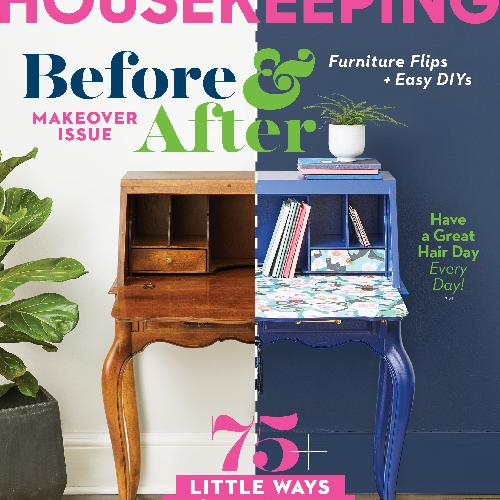 Used DIY Secretary Desk Makeover by Good Housekeeping for sale on AptDeco