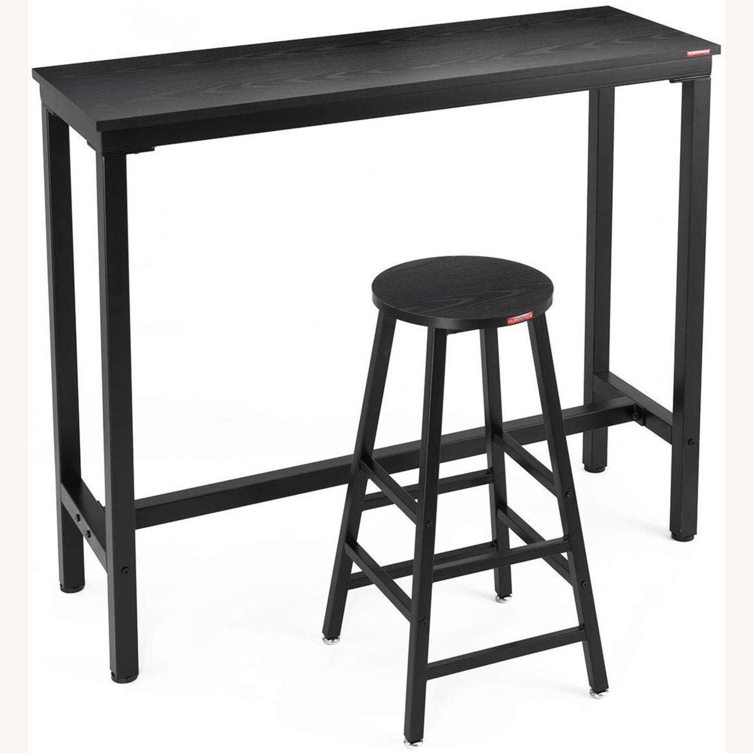 Bar Table with 1 Stool - image-0