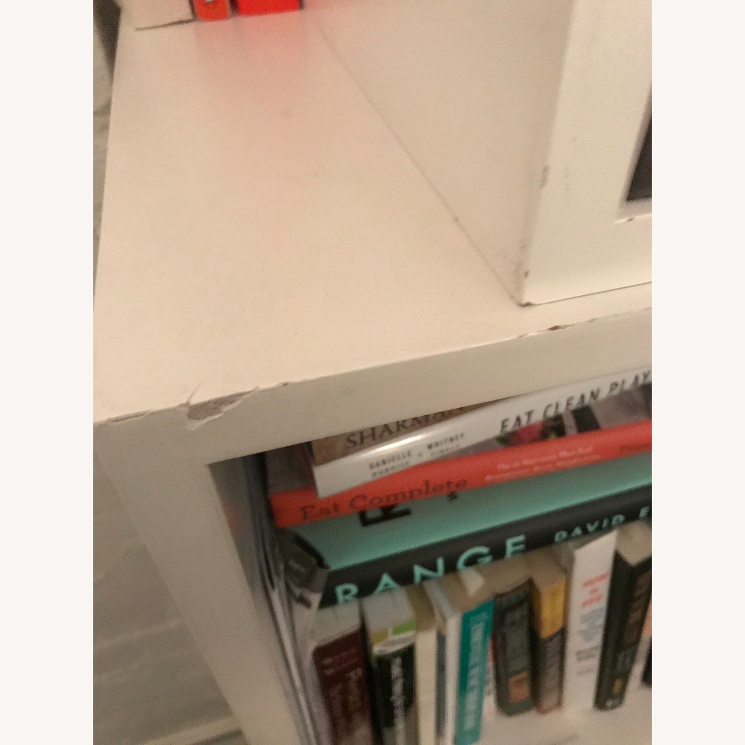 Design Within Reach White Modular Bookcase - image-5