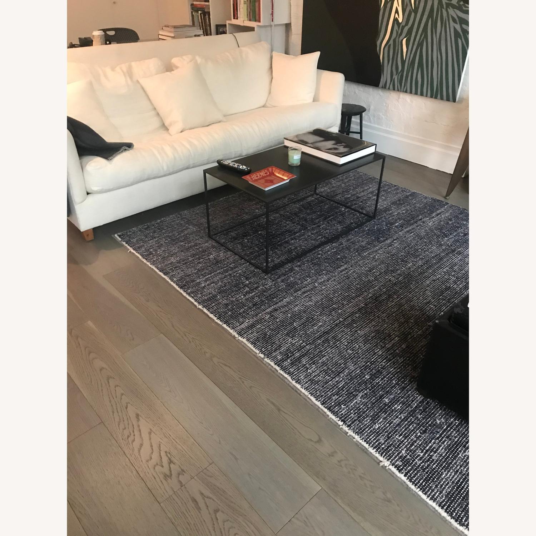 ABC Carpet - Black, Gray, Natural Tweed Area Rug - image-2