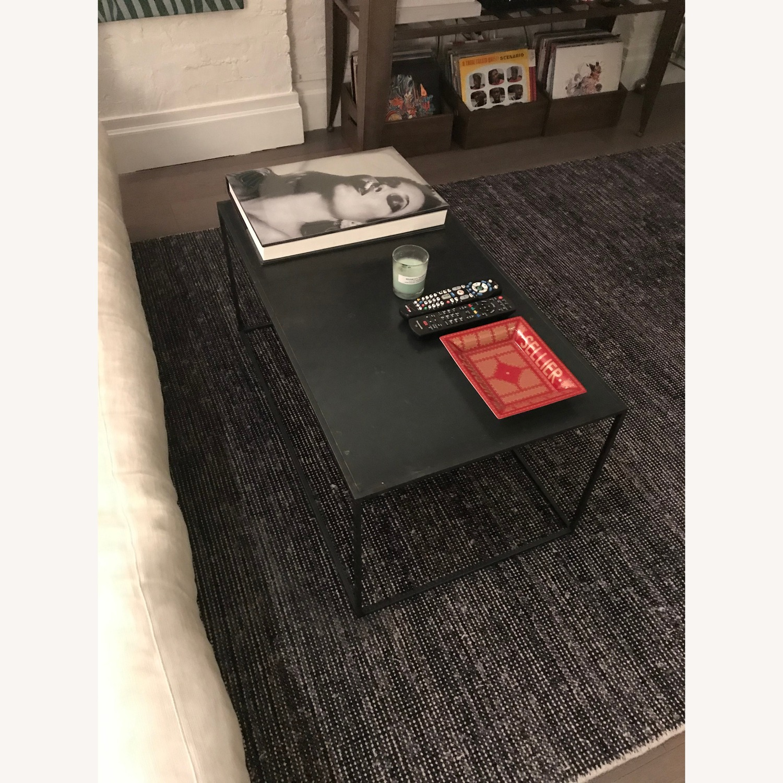 ABC Carpet - Black, Gray, Natural Tweed Area Rug - image-3