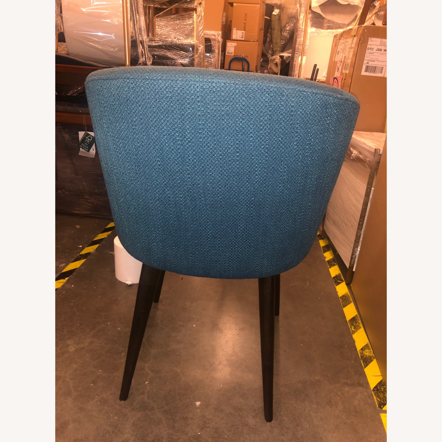 West Elm- Abrazo Arm Chair - image-7