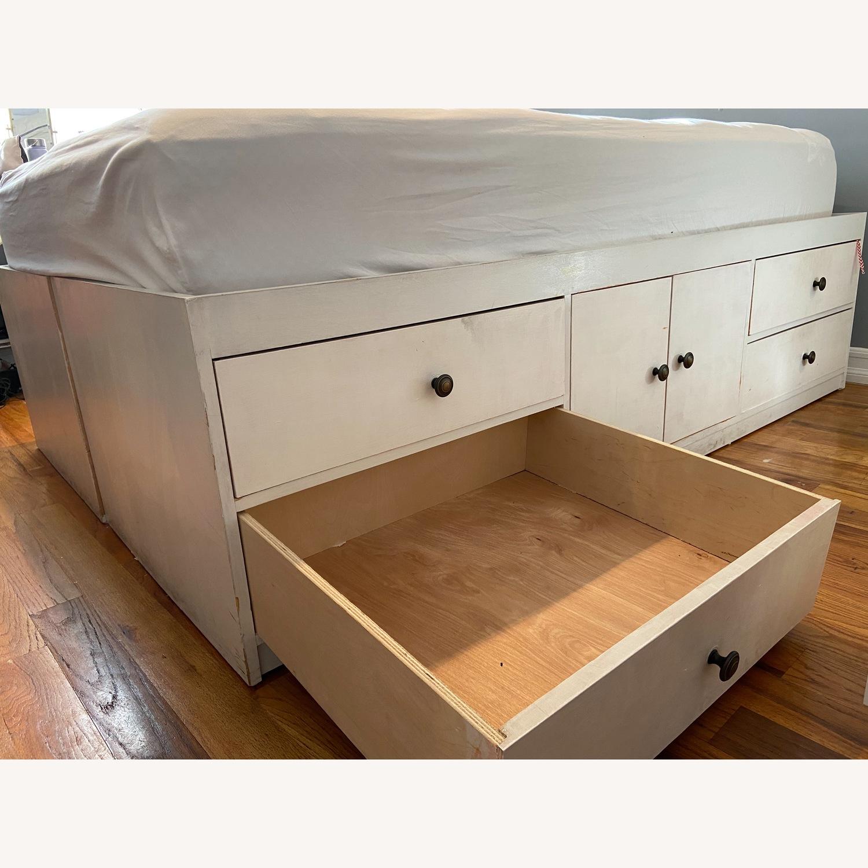 Full Size Platform Storage Bed - image-3