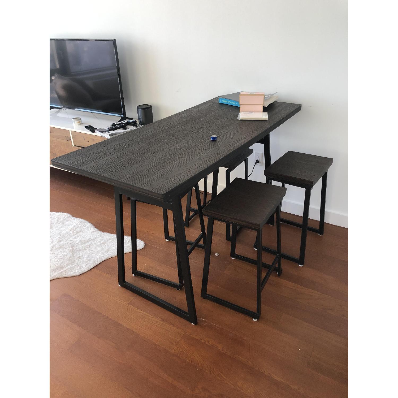 Like new perfect NYC sized counter set! - image-3