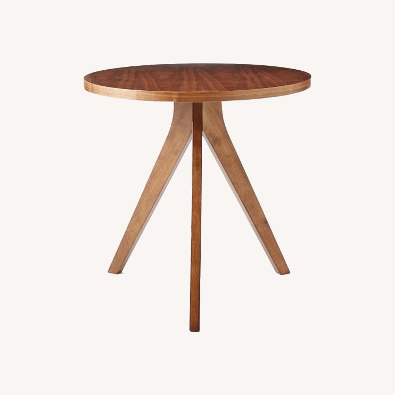 Mid Century Modern Bistro Table - image-0