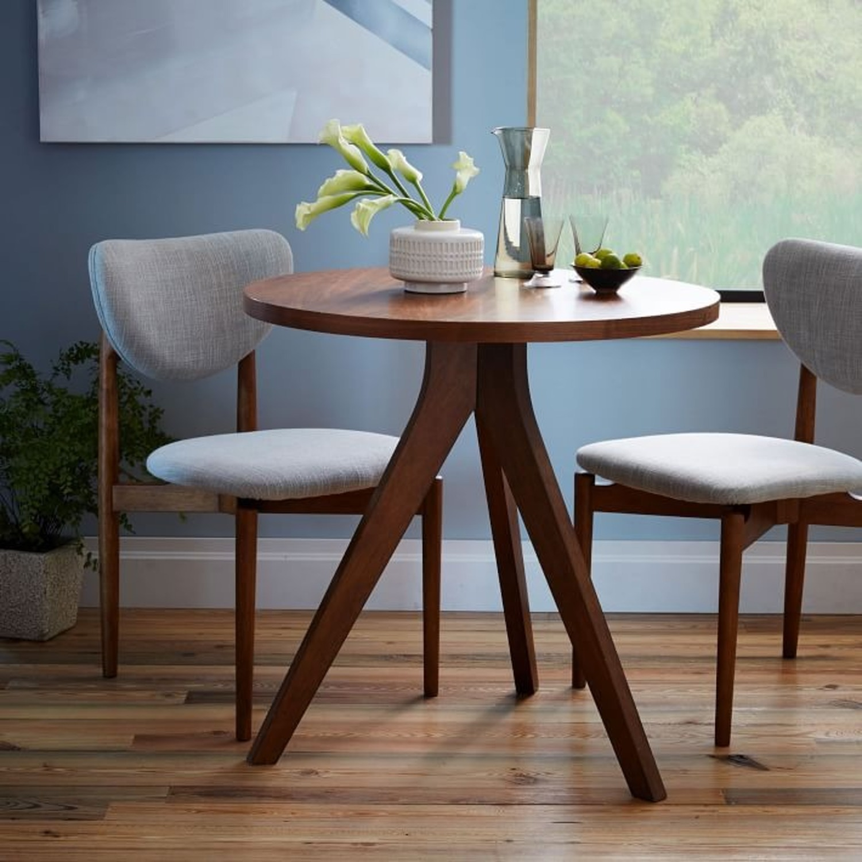 Mid Century Modern Bistro Table - image-1