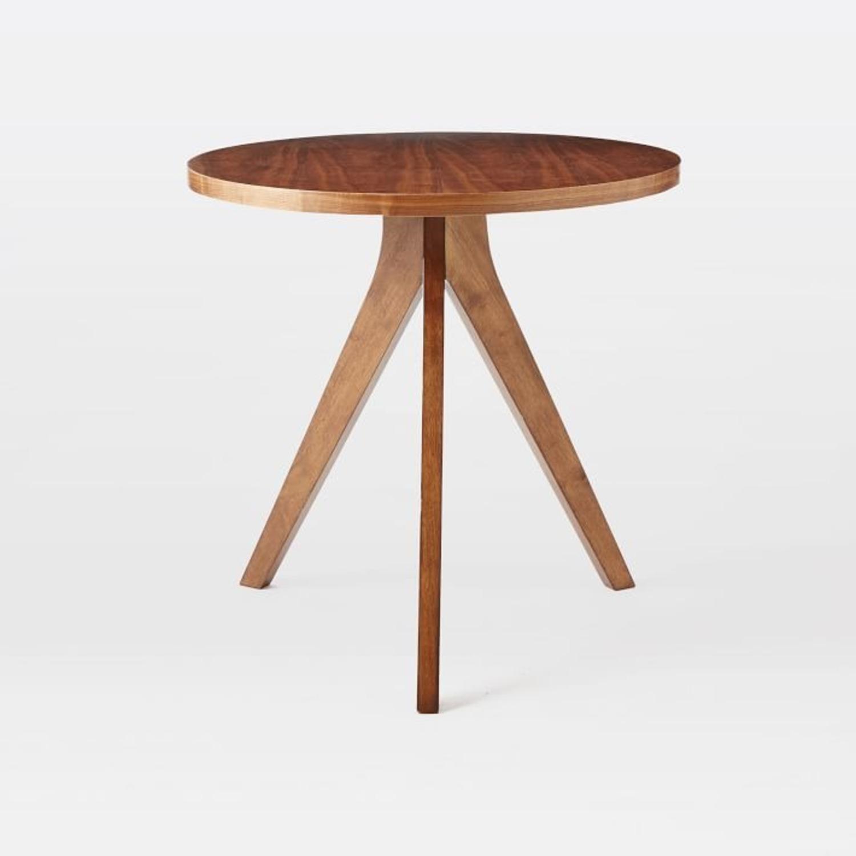 Mid Century Modern Bistro Table - image-2