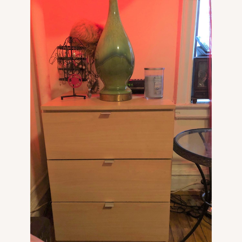 3-drawer Nightstand - image-2