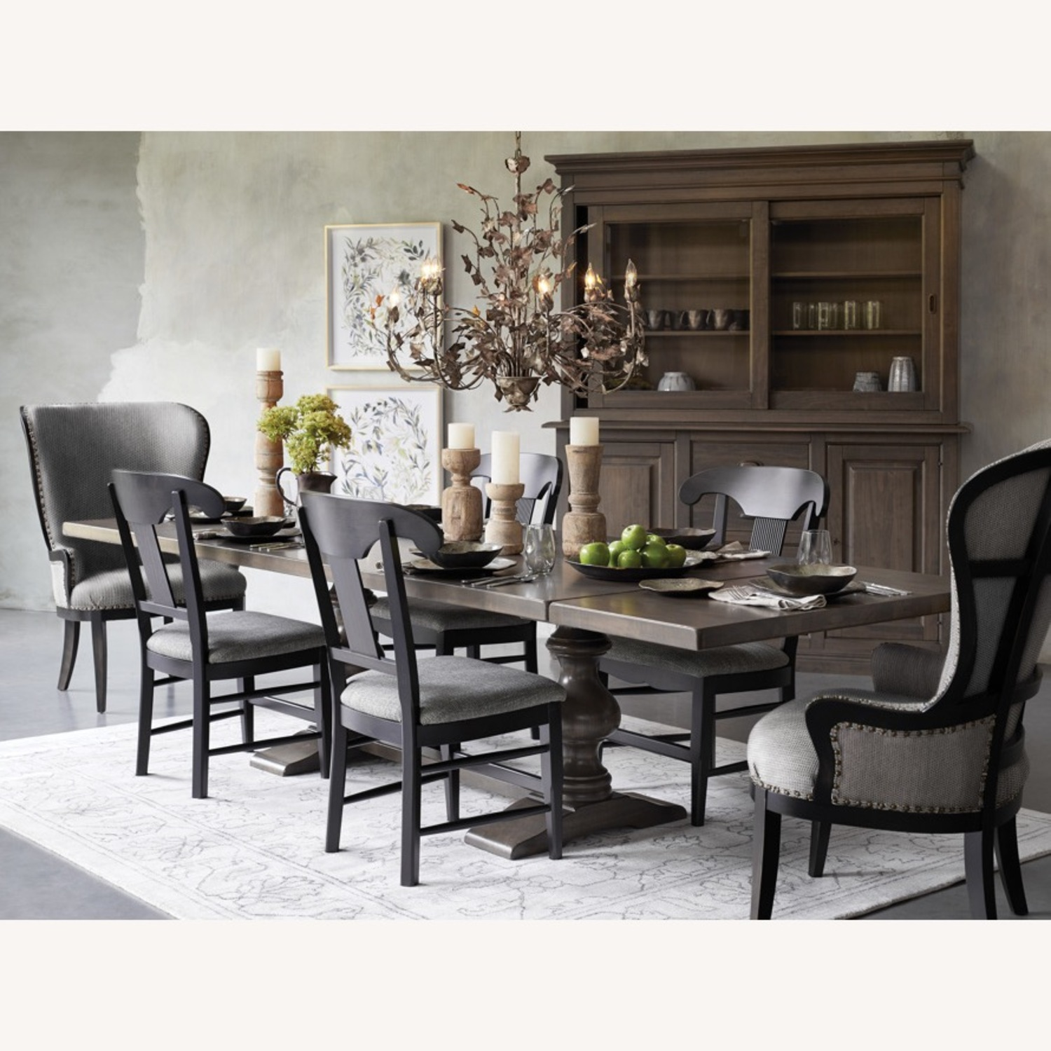 Arhaus Tuscany Extension Dining Table - image-4