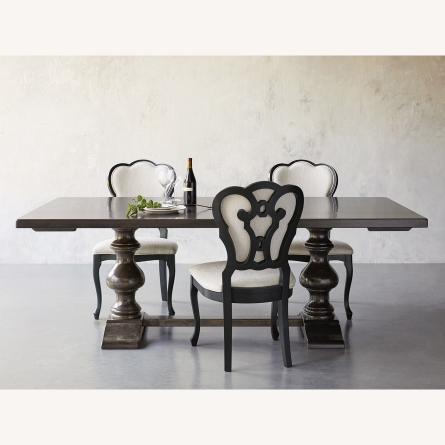 Arhaus Tuscany Extension Dining Table - image-3