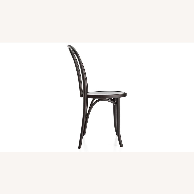 Vienna Matte Black Dining Chair - image-3