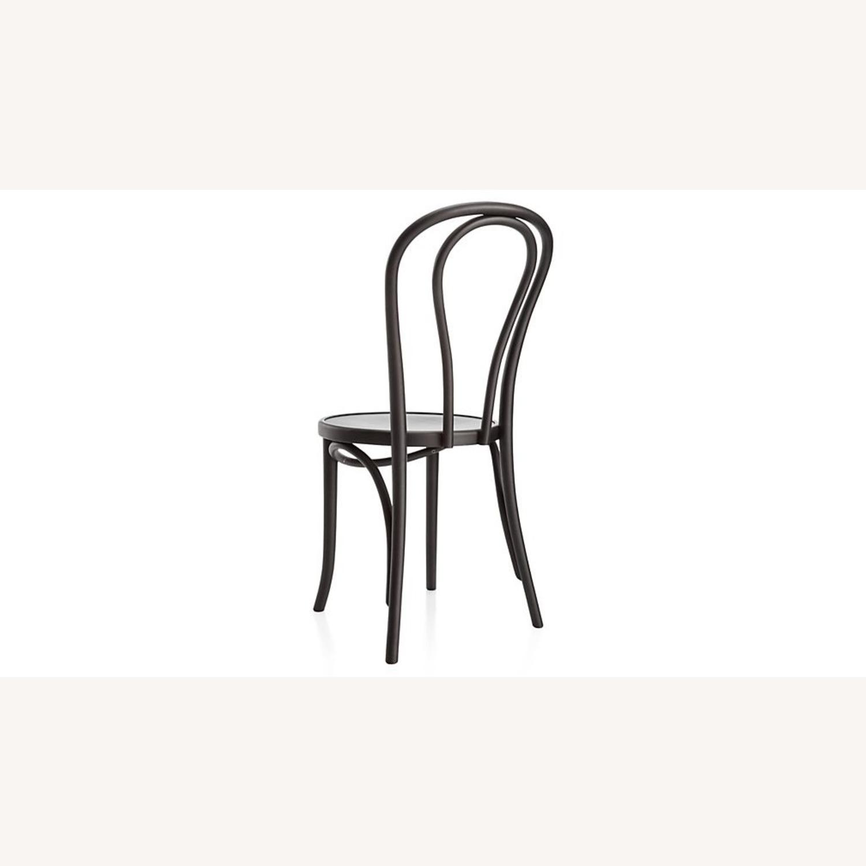 Vienna Matte Black Dining Chair - image-10