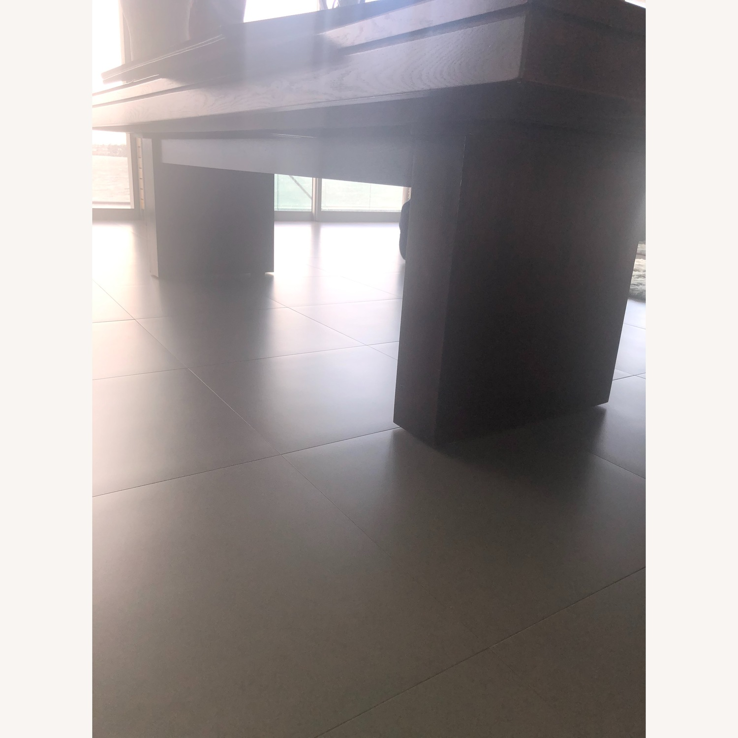 Bamboo Large Dining Table - image-2