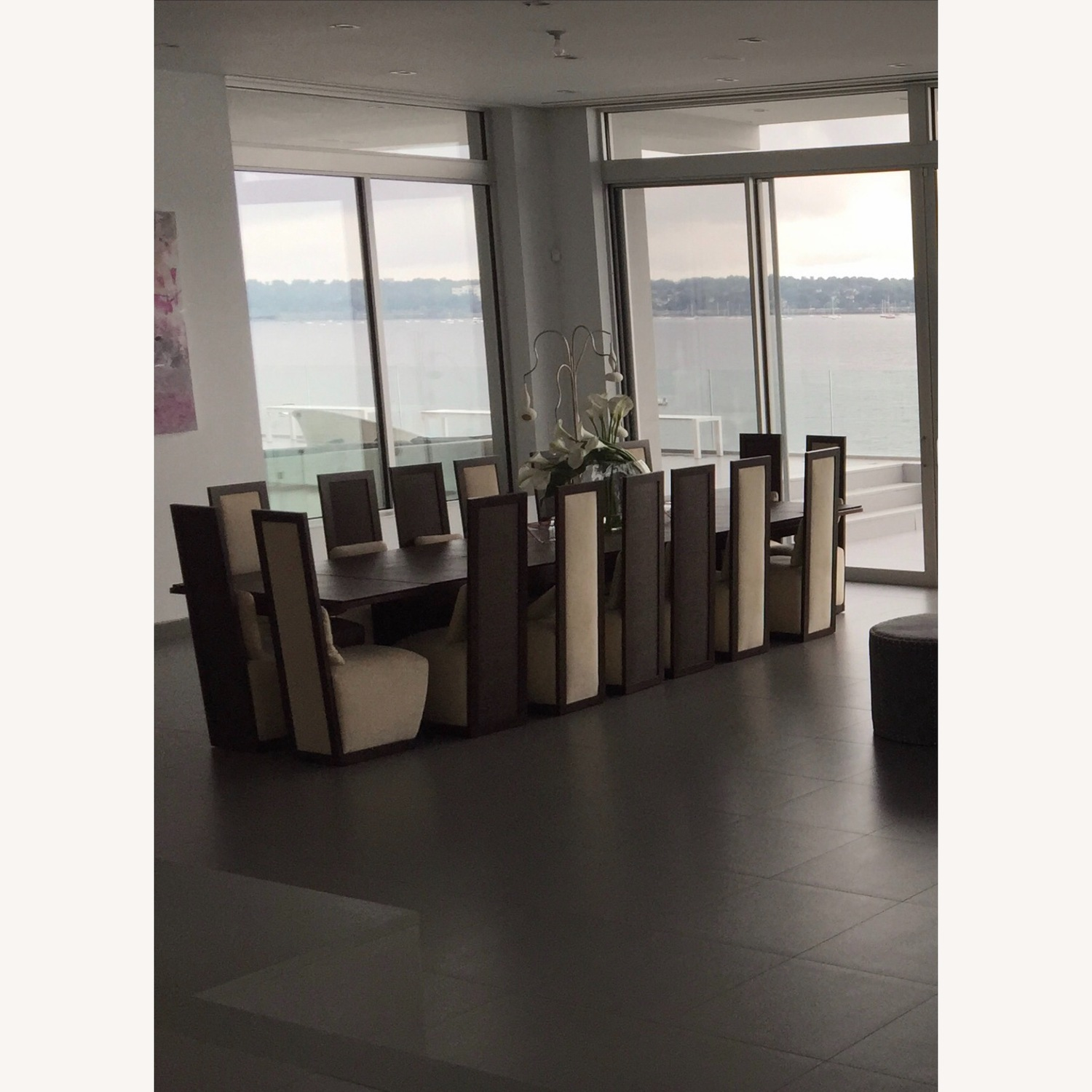 Bamboo Large Dining Table - image-1