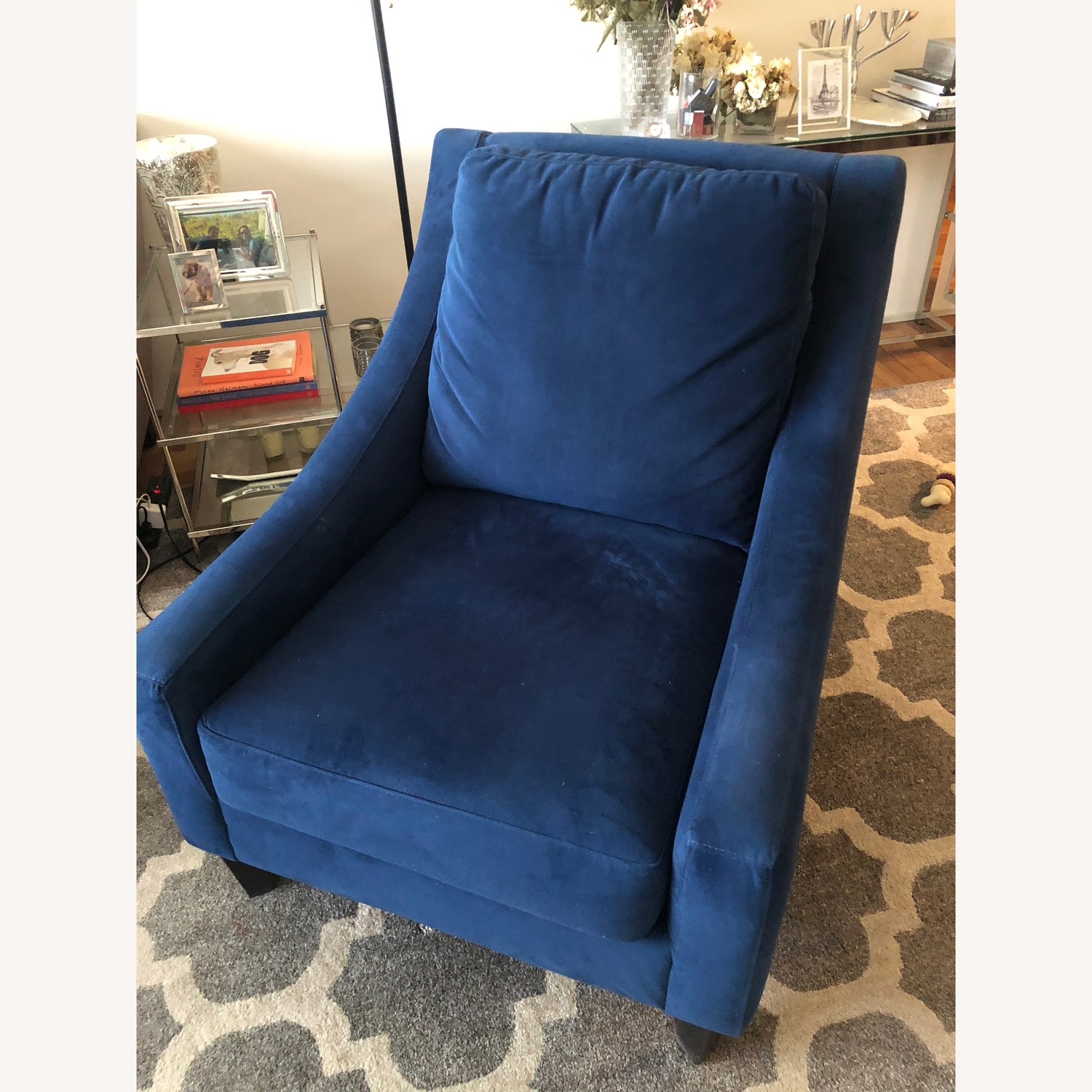 Pottery Barn Tyler Square Arm Chair