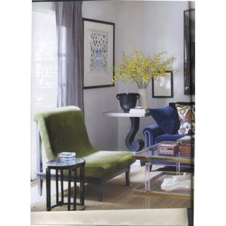 Carolina George 5 o'clock Slipper Chair - image-5