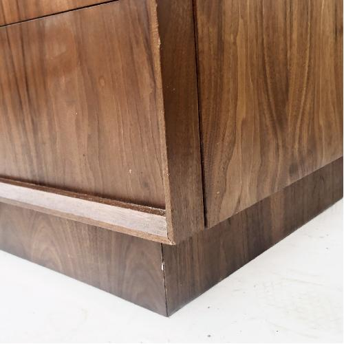Used Mid-Century Modern Brutalist Armoire for sale on AptDeco