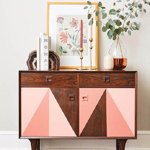 Used DIY Midcentury Sideboard Makeover by Good Housekeeping for sale on AptDeco