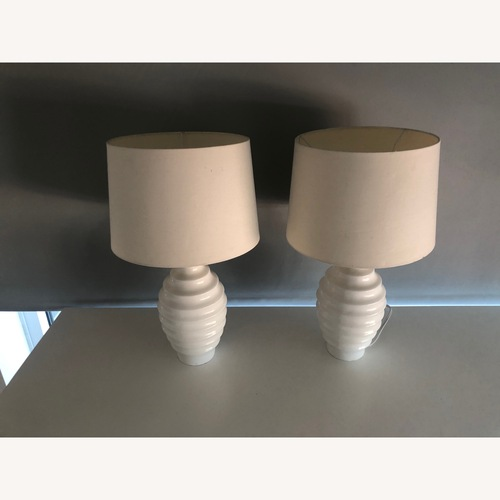 Used Matching Contemporary Lamps for sale on AptDeco
