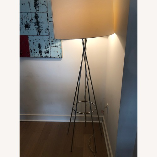 Used CB2 Modern Floor Lamp for sale on AptDeco