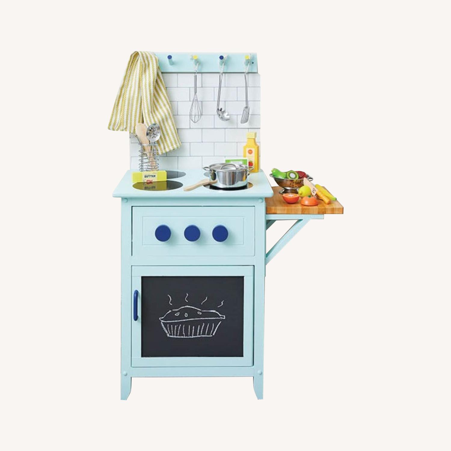 DIY Kids Kitchen Makeover by Good Housekeeping