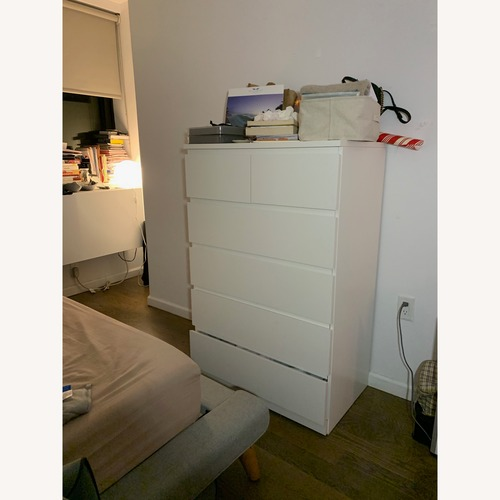 Used IKEA MALM 6-drawer Chest/Dresser for sale on AptDeco