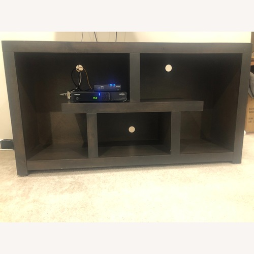 Used Dark Brown Media Storage for sale on AptDeco