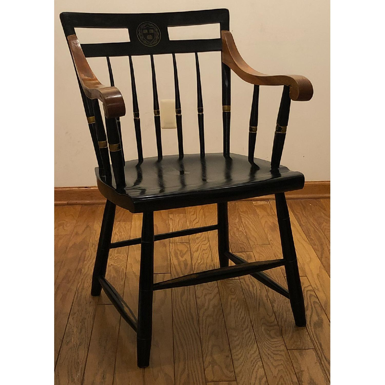 Vintage Nichols Stone Harvard University chair - image-1